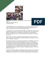 15-03-2013 La Prensa - Moreno Valle refuerza la calidad en la educación.pdf