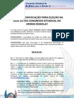 Edital de Convocação para eleição Cidade Sede do XIX Congresso Estadual da Ordem DeMolay.pdf
