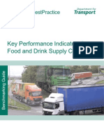 FBP1086 KPIs for Food and Drink Supply Chains