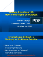 How to Investigate an Outbreak.ppt
