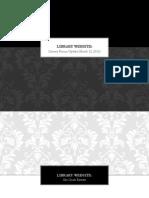 2013 03 11-Library Website Survey Presentation