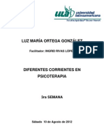 Ortega_González_S3T3Diferentes corrientes en psicoterapia