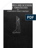 Costumes and Scenery for Amateurs