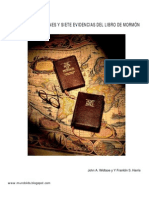 Siete Afirmaciones y Siete Evidencias del Libro de Mormón
