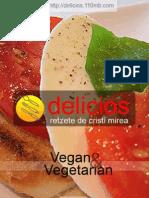 Delicios Nr1 Retete Vegan & Vegetarian