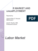 Labor Market and Unemployment