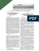 Proyecto de resolución que modifica la Norma- Precios a Nivel de Generación-2008