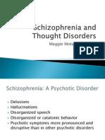 Ppt Schizophrenia Cognitive Disorders Class Fall2012 1