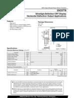 c 5778 Data Sheet