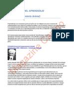 Teorías del Aprendizaje PAVLOV Y SKINNER