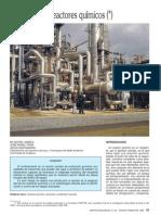Seguridad de Reactores Quimicos