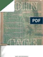 CAGE, John - De Segunda a Um Ano_web
