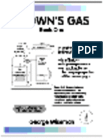 Brown's Gas Book 1 (preview)