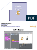Introduzione a Scratch (MIT Media lab)
