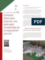 cys23_30-34 El control de la patología entérica de los lechones. Clave para alcanzar una adecuada rentabilidad de la explotación porcina