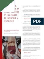 cys23_36-38 Caso clínico. Estreptocias en cerdos ibéricos en las etapas de lactancia y transición