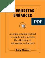 Carburetor Enhancer Manual (preview)