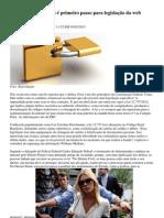 Lei de crimes virtuais é primeiro passo para legislação da web brasileira