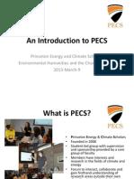 PECS Humanities Presentation