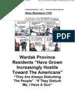 Military Resistance 11C8