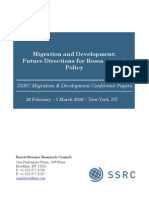 {12bf3577-2461-de1Migration and Development: