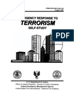 emergency response to terrorism