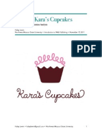 SEO for Kara's Cupcakes