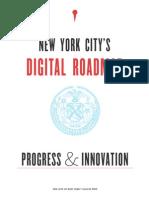 NYC Digital Roadmap 2012