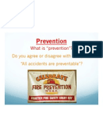 safety prevention assignment
