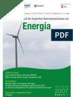 Revista Rei Energia n1 Octubre2007