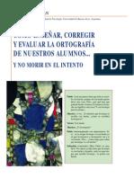 Kaufman, Ana María - Cómo enseñar ortografía