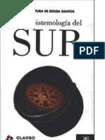 Boaventura de Sousa Santos Una Epistemologia Para El Sur