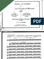 Metodo de Flauta Taffanel Gaubert 4