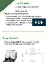 Wk 12 Electricity Bm