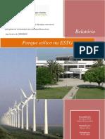 Relatório Parque Eólico