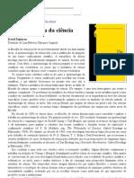 david papineau_ A epistemologia da ciência