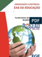 1 - Fundamentos da Educação Brasileira