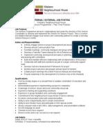 KNH Seniors Programmer - Internal-External JP 2013