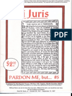 Sui Juris the MEANING