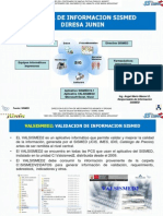 Sistema de Información SISMED