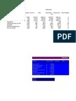 Ejercicio Excel 5