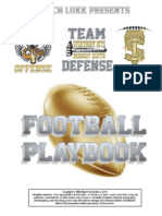 Coach Lukk's Football Playbook Template