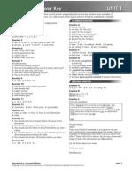 UNIT 01 Workbook AK