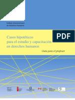 Casos Hipoteticos Derechos Humanos