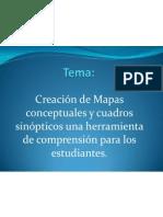 Mapas conceptuales y cuadros sinopticos.ppt