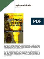 38954647 Petrole Une Guerre d Un Siecle