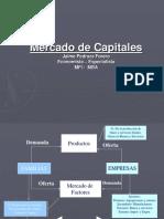 1-Mercados de Capitales GENERALIDADES