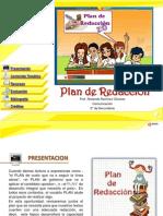 Plan Redaccion