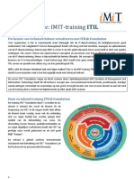 IMIT-training ITIL