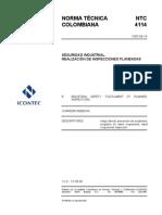 NTC 4114 Realizacion de Inspecciones Planeadas WORD 1